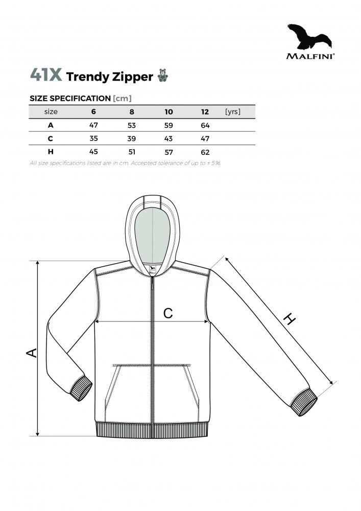 Trendy Zipper