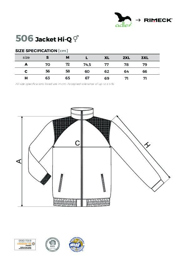 Jacket Hi-Q